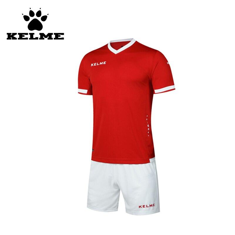 KELME Blank Soccer Jerseys 2016 2017 Custom College Football Jerseys Suit  Sport Jerseys Men Kits Training Soccer Team Jersey 69-in Soccer Sets from  Sports ... d499e7421