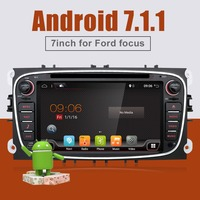 Bosion 2 Din Android 7 1 Car Dvd Gps Player Car Stereo Radio For Ford Mondeo