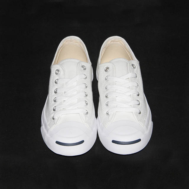 b6643b87d71ce0 NEW JACK PURCELL Original Converse Canvas smiling face style sneakers men s  and women s Skateboarding Shoes 1Q699