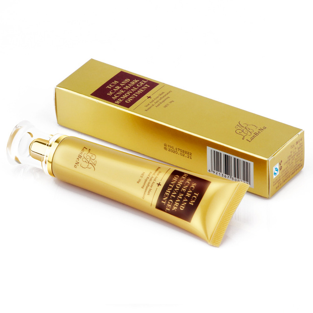 gold acne and scar remover