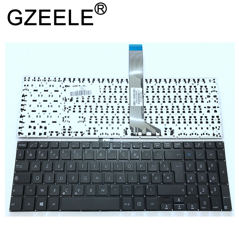 GZEELE New for ASUS K551 k551l k551la K551LB k551ln S551 S551L S551LN V551 french keyboard AZERTY FR black  GZEELE New for ASUS K551 k551l k551la K551LB k551ln S551 S551L S551LN V551 french keyboard AZERTY FR black