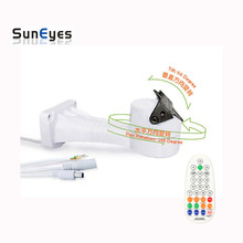SunEyes SA0003R PTZ Bracket Kit for CCTV and IP Camera with Remote Control and RS485 Connection Waterproof Outdoor