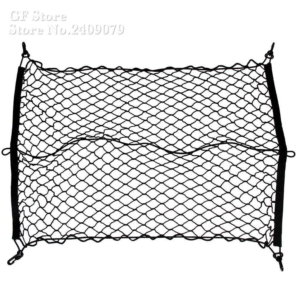 car suv trunk luggage storage holder strap mesh nets hooks for honda accord civic crv for toyota