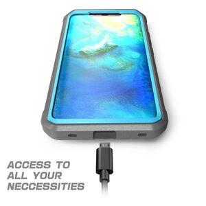Image 5 - SUPCASE pour Huawei Mate 20 Pro Case UB Pro robuste boîtier de protection robuste complet avec protecteur décran intégré et béquille