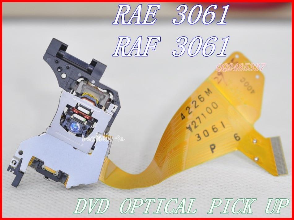Free shipping Optical pick up RAE3061 / RAF3061 (RAF-3061 / RAE-3061 ) 100% original 3061 DVD laser head