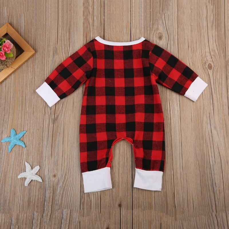 8d906d4ae849 Newborn Baby Boys Girls Rompers Long Sleeve Deer Printing - imgUrl