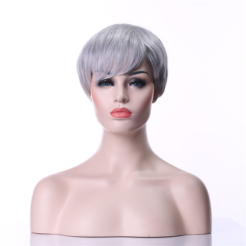Image 3 - HAIRJOY Women Synthetic Hair Wig Short Straight  Wigs 10 Colors Availablewigs free shippingwig shortwig wig -