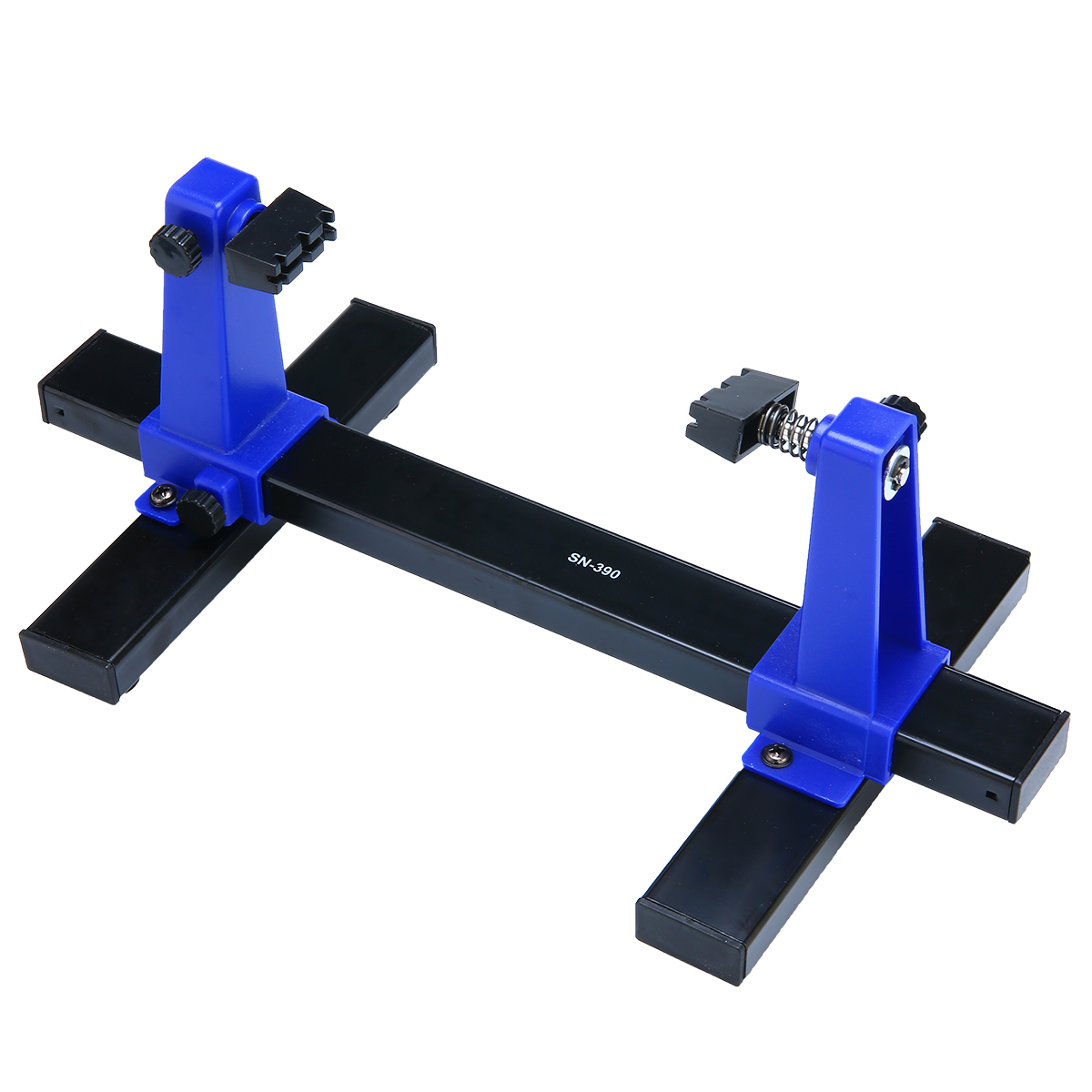 Adjustable PCB Holder Assist Clamp Printed Circuit Board 360 Degree Rotation Soldering Stand Clamp Assembly Fixture Jig Tools