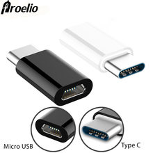 USB Type C Male Connector to Micro USB Female Converter