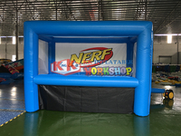 Inflatable Interactive Games Children's playground shooting games Inflatable archery target