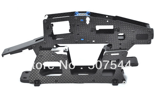 Tarot 450 Main Frame Set TL2412 Tarot 450 Parts Free Shipping with Tracking tarot 500 parts 430mm carbin fiber blade tl50070 04 tarot 500 parts free shipping with tracking