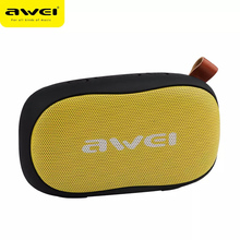 DRXENN Awei Y900 Mini Portable Wireless Bluetooth Speaker System 3D Stereo Music Surround Support TF Card USB