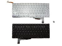 SP Spanish Keyboard For APPLE Macbook Pro A1286 BLACK 2008 Backlit New Laptop Keyboards With Free
