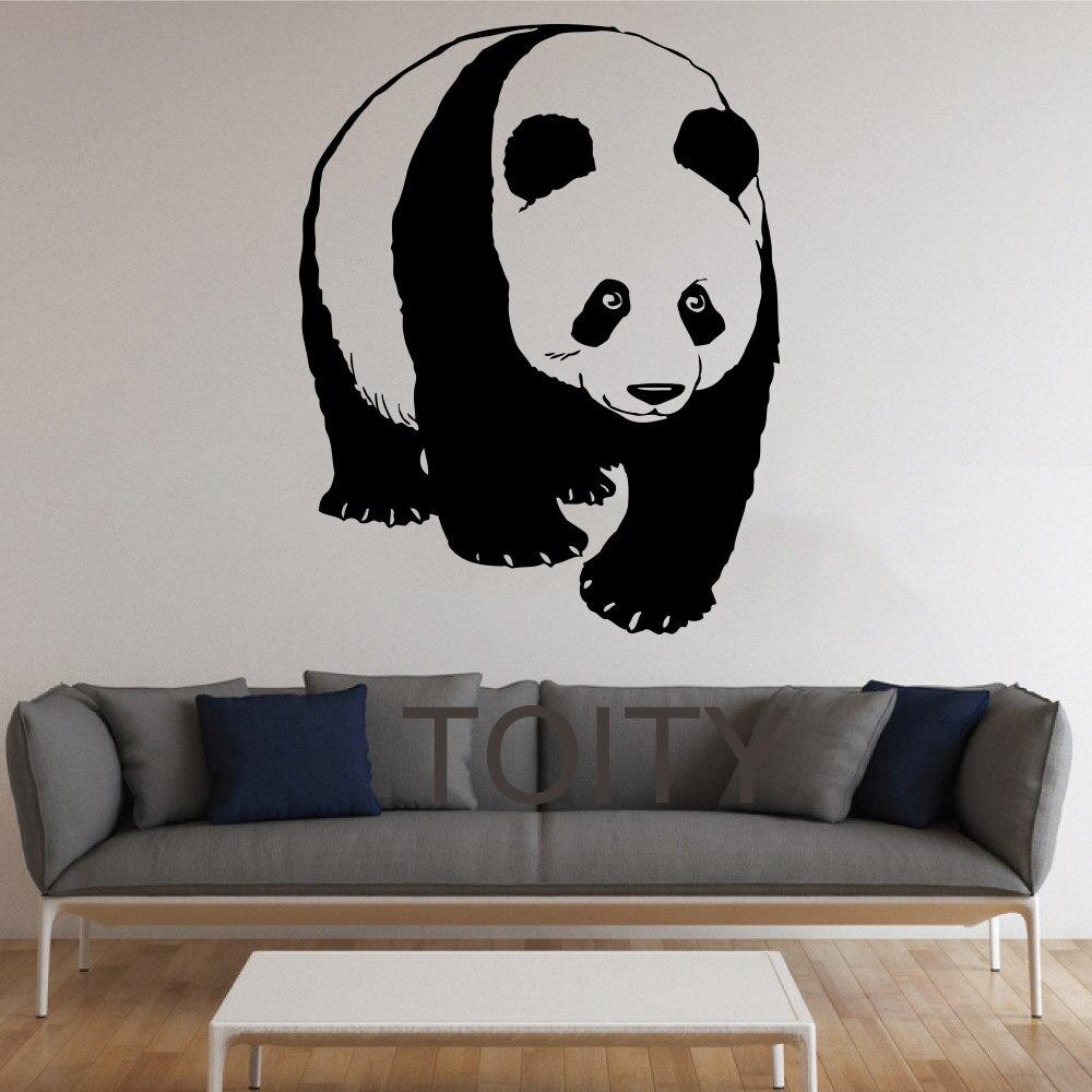 Online kopen wholesale panda muur uit china panda muur groothandel ...