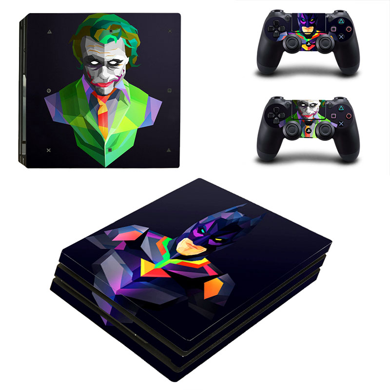 Super Hero Batman of PS4 Pro Skin Sticker For Sony