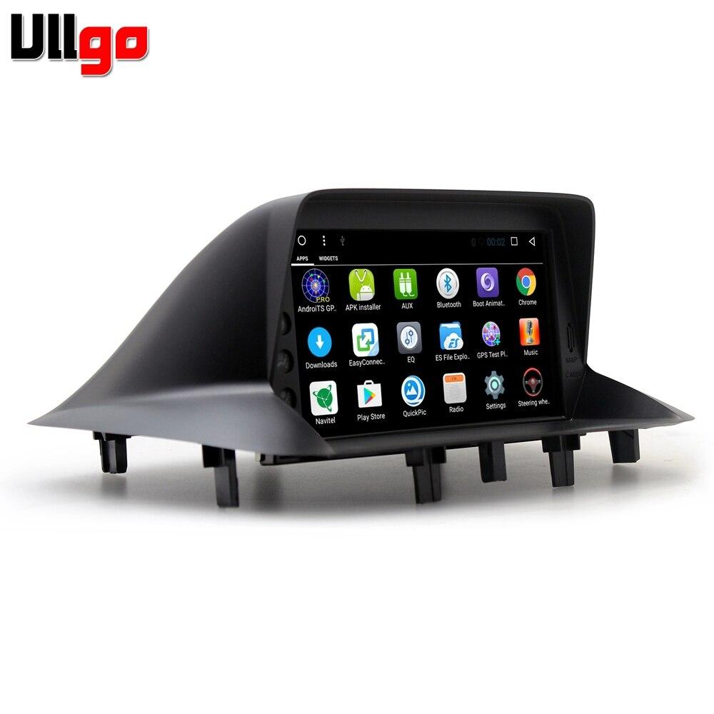 d70a6e7f2 7 polegada Android 7.1 GPS Carro DVD para Renault Megane Fluence Autoradio  Cabeça Unidade Central Multimídia GPS Do Carro em Traço navegação em  Reprodutor ...