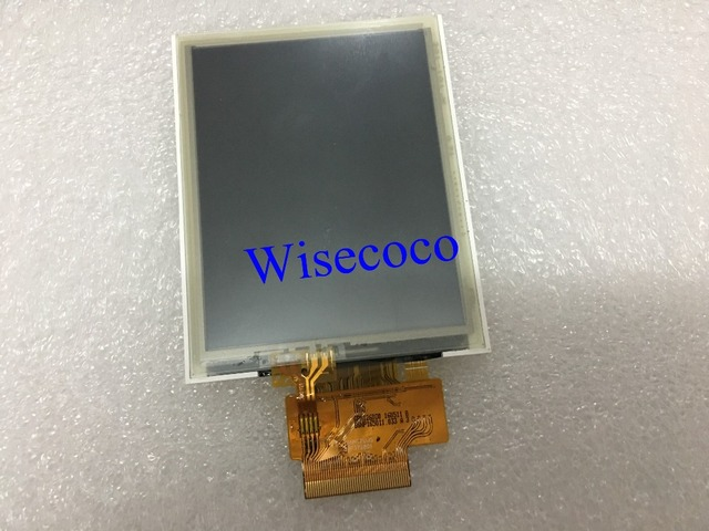 New original LM1260A01 1C LM1260A01 1D For Intermec ck3r ck3x Lcd display screen with glass touch screen panel