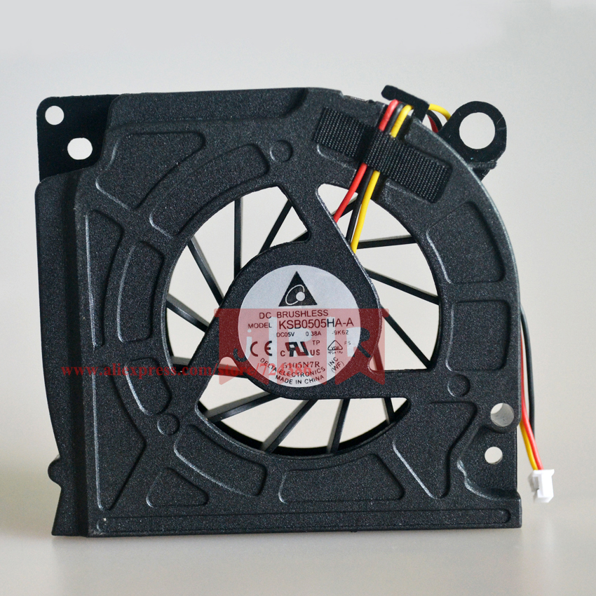 все цены на  (5pcs/lot)Brand New Laptop Cpu fan for Dell Inspiron 1525 1526 1545 F0121 P72, 500 Replacements Fan Components CPU Fans  онлайн
