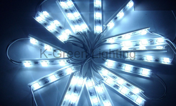 100X High quality 3 led module light super bright piranha LED  module waterproof IP65 free shipping