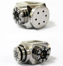 บุหรี่อิเล็กทรอนิกส์2016ใหม่ค้อนวิศวกรรมModสแตนเลสร่างกายค้อนมดที่มีท่อขยายชุดของขวัญ