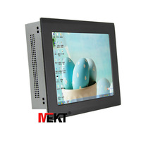 10 inch all in one pc with capacitive touchscreen multi touch computer 4*USB 4*RS232 industrial computer touchscreen monitor
