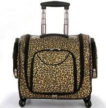 YISHIDUN 2016 professional makeup cosmetics cases large multi-Trolley luggage Bag suitcase caster female Travel car storage box