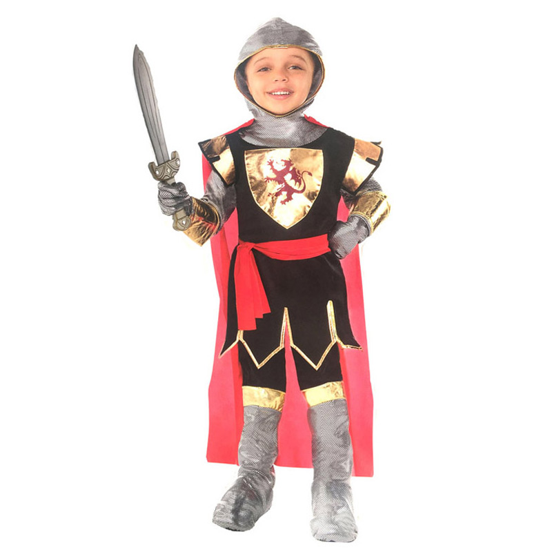Baby Gladiator Costume Hercules Halloween Fancy Dress