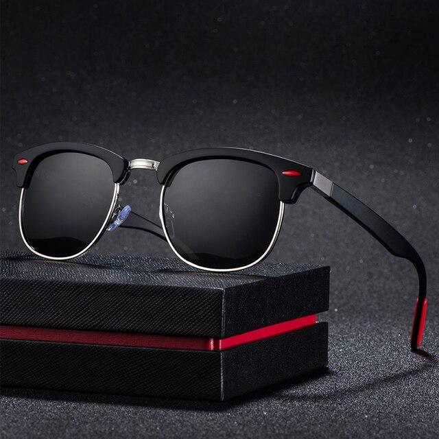 De Clásicas Marca Diseñador Sol Para Retro Gafas Polarizadas erdxBCo