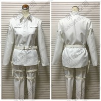 Anime Cells at Work! White blood cell Neutrophil Cosplay Costume