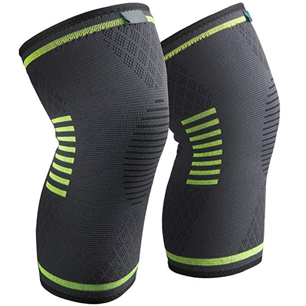 Fashion Men's Sports Fitness Knee Protection Joint Pain Relief Faster Injury Recovery For 2019