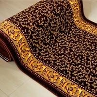 Customize Hallway Carpet Long Corridor Carpet Mat Rugs Red Aisle Passage Carpets Runners Width 80cm 100cm