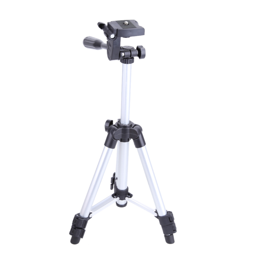 Unfolded(650mm)Portable Camera Tripod High Quality for Phone With Bag Universal