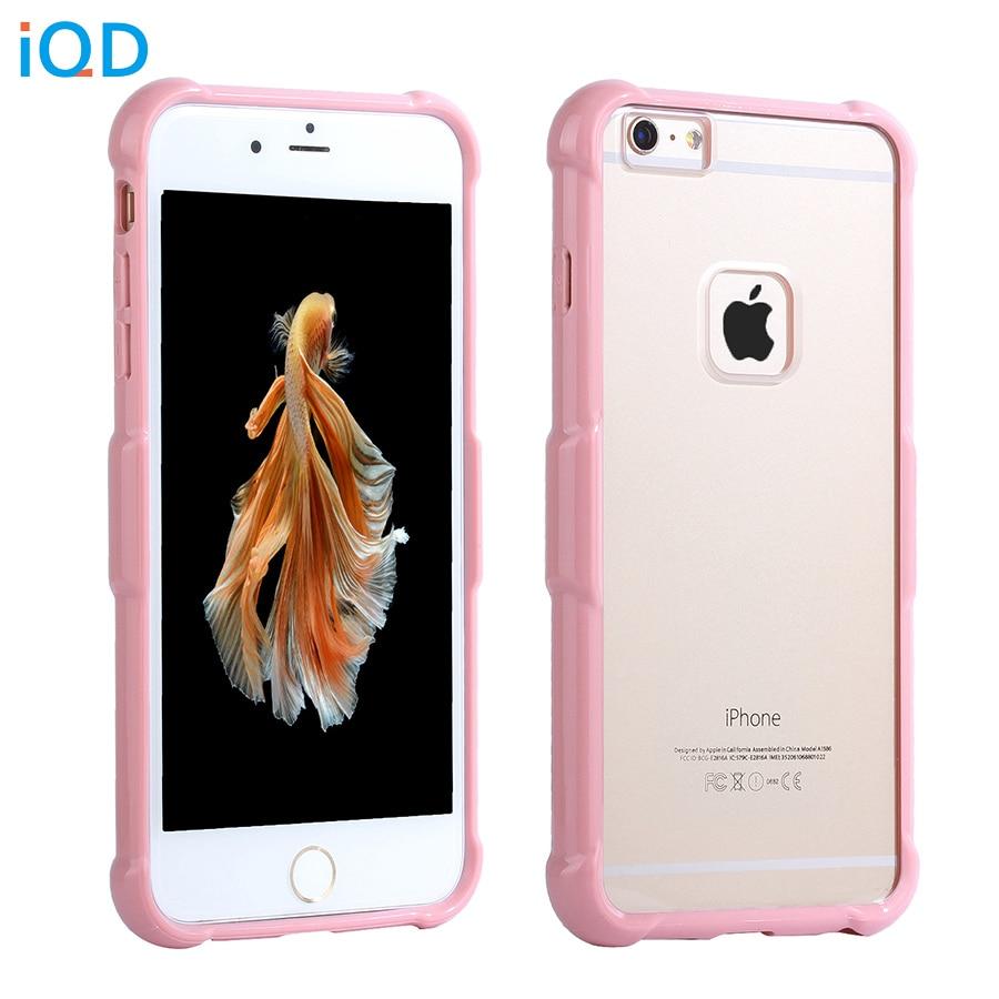Θήκη προφυλακτήρα IQD για iPhone 6 6S - Ανταλλακτικά και αξεσουάρ κινητών τηλεφώνων - Φωτογραφία 1