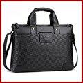 Натуральная кожа мешок свободного покроя лэптоп мешок портфель сумочка мужчины сумка-мессенджер, Мужчины в путешествие сумки Bolsas 8988