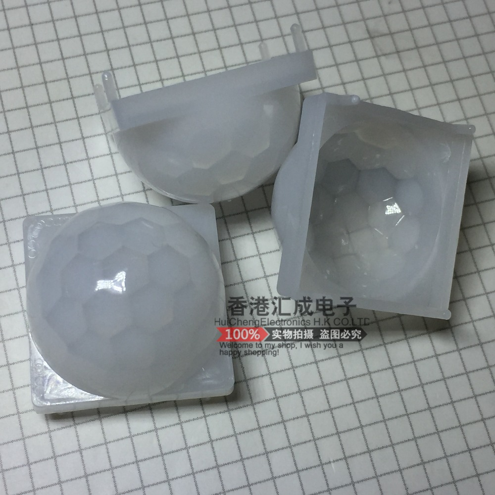 8002 3 Fresnel lens body infrared sensor switch PIR lens New