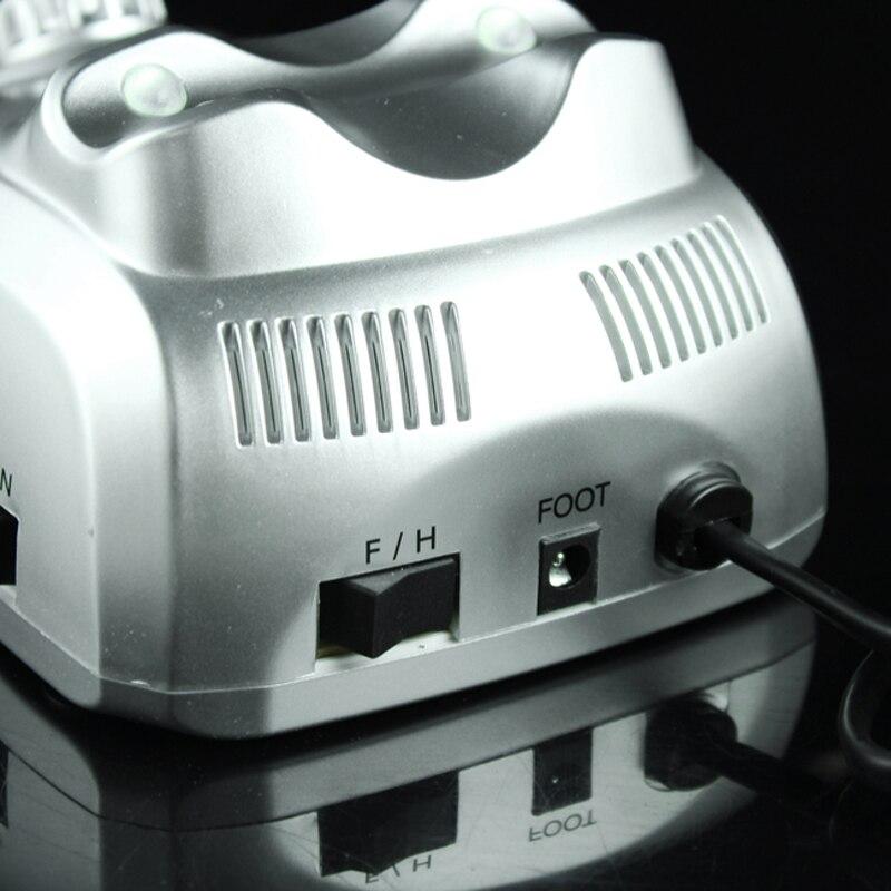 OPHIR 30000RPM elektriline küünte puurimismasin maniküüri - Küünekunst - Foto 3