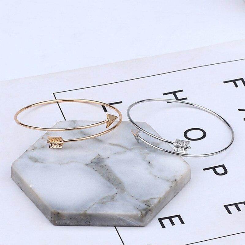 gold sivler color bracelets