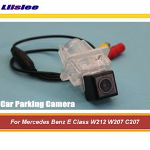 цена на Car Rear Back View Reversing Camera For Mercedes Benz E Class W212 W207 C207 Reverse Rearview Parking Camera AUTO HD CCD CAM
