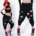 2014 New fashion Brand Women Hip hop trousers dance wear sweatpants ds costume loose casual female pants harem pants