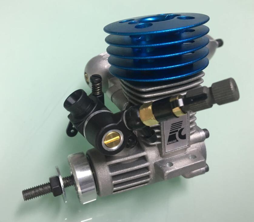 Importato 2 Tempi FC 15 S15 Nitro Motore 2.47cc per RC Aereo/Velivoli (invece di ASP S15A)