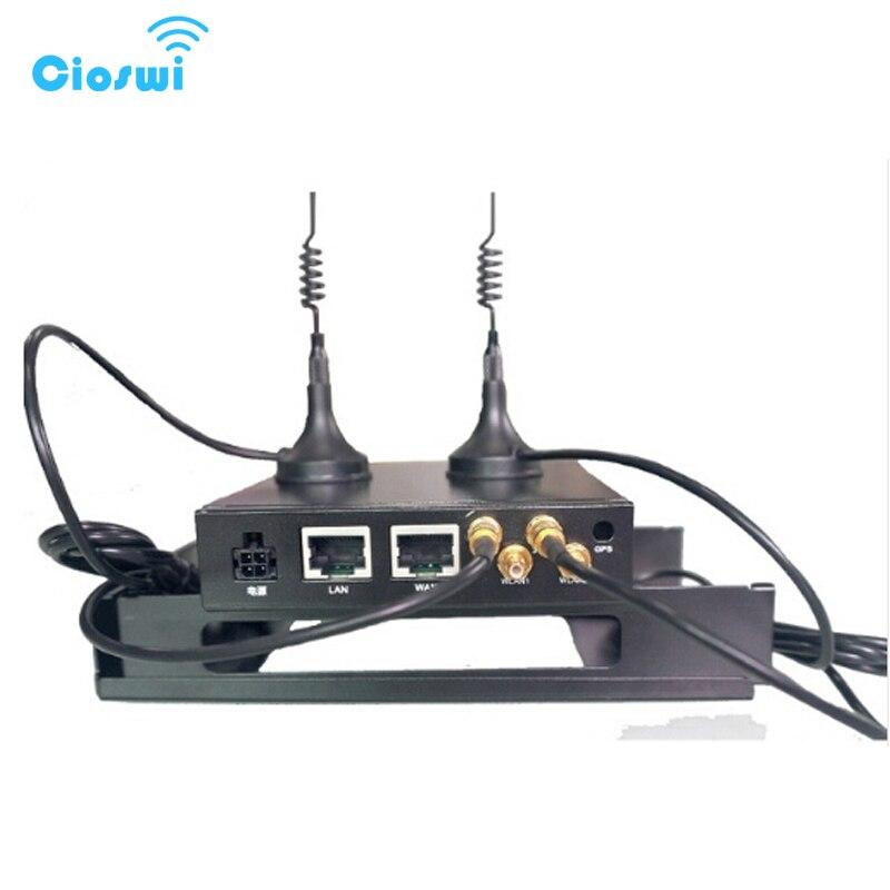Routeur zbt wi fi avec carte sim 4g pour bus de voiture MTK7620A 300 Mbps modem sans fil répéteur cellulaire wifi booster lte 3g routeur de voiture