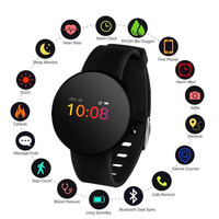 Heart Rate Monitor Smart Watch Men OLED Touch Screen Bluetooth Smartwatch Fitness Blood Pressure Wearable Waterproof Sport Watch