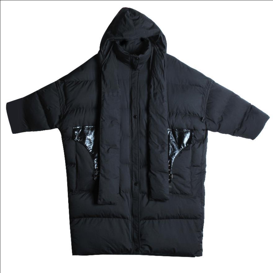 Décontracté Femmes Marque Manteaux Pour Coton Amovible En Gx1623 Chapeau Épaississent Femelle 2018 Dessus Vêtements Hauts De Chaude D'hiver Longue Black Veste qFTSq1rP