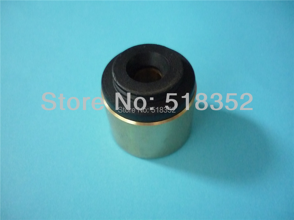 016 Brass Seat of Guide Wheel(pulley) dia.28mmx27.5mm for High Speed Wire Cut EDM Parts