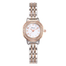 2018 Fashion Women Watch with Diamond Rose Gold Watch Ladies