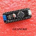 С загрузчика 1 шт. Nano V3.0 ATmega168P CH340 MicroUSB Совместимый для Arduino Nano V3.0 Nano 3.0 (вуз)