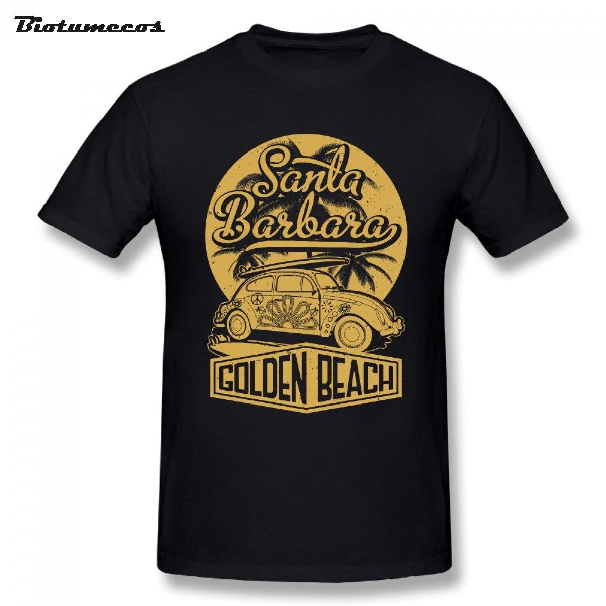 Buy summer men t shirt santa barbara for T shirt printing santa barbara