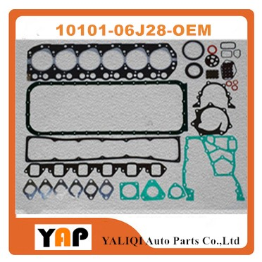 Overhaul Gasket Kit Engine FOR FITNissan Y60 PATROL W40 CIVILIAN TD42 4.2L L6 10101-06J28 1992-2010