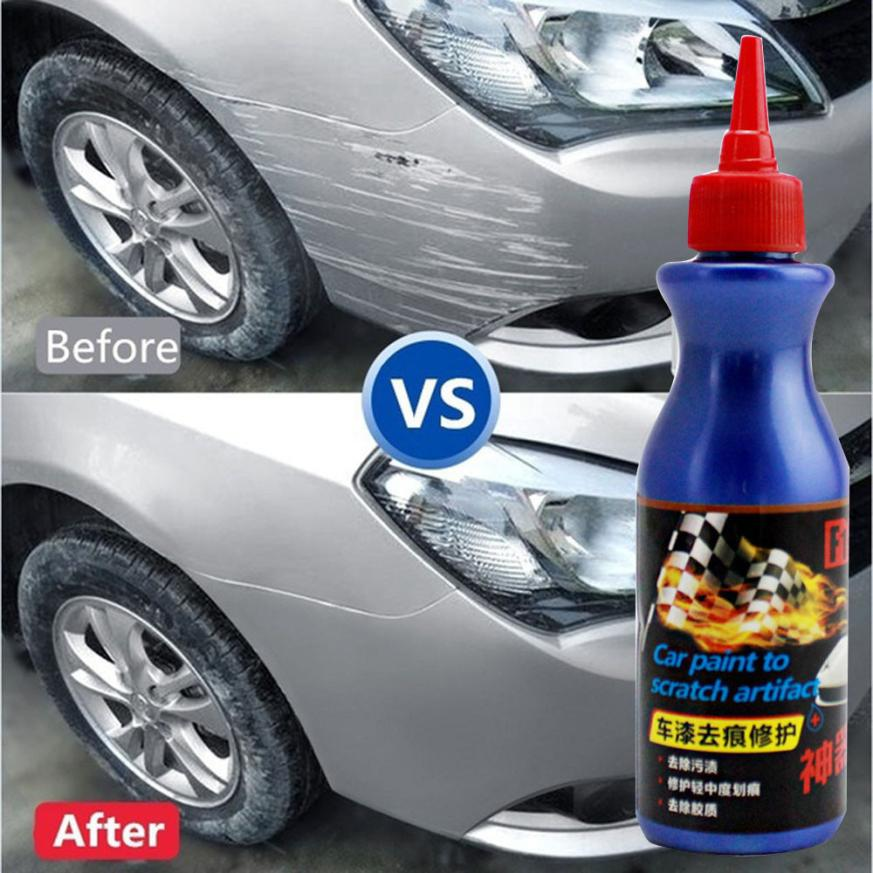 100ml Paint Scratch Repair Agent Polishing Wax With Towel