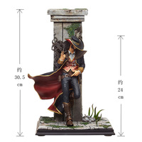 Game LOL Twisted Fate Card Master The original Skin PVC Action Figures Toys